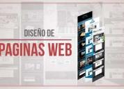 Oportunidad!. diseño web  diseño grafico  paginas web