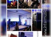 Audiovisuales interpretes y equipos para traduccion simultanea