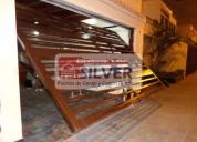 Oportunidad! instalacion de puertas levadizas seccionales cercos eléctricos