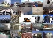 Modernice su casa, empresa, negocio a bajo costo