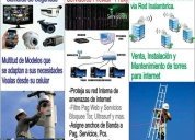 camaras seguridad vigilancia chiclayo redes inalambricas