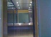 Remodelaciones de ascensores, contactarse.