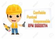 Oportunidad!. maestro albaÑil constructor servicios