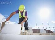 construcciones y acabados en general. contactarse.