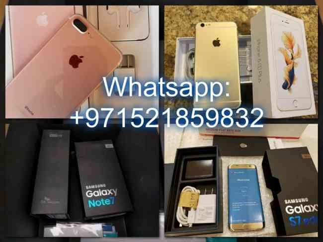 iPhone 7 Plus -iPhone 6S Plus -Samsung S7 Edge