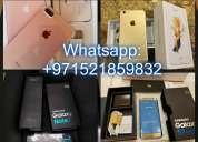 Whatsapp: +971521859832 iphone 7 plus -iphone 6s plus -samsung s7 edge -samsung note 7