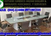Estudio juridico arzanidoguer &abogados asociados y empresariales sac
