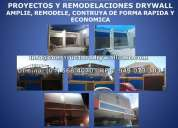 Expertos en departamentos en sistema drywall en dos niveles 949073383