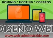 ✷✷ pÁginas web administrables ✷✷