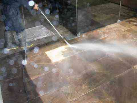 fachaletas,mantenimiento de piedra laja