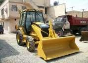 alquiler y venta de retroexcavadoras con brazo excavador seca  y a todo costo 4252269