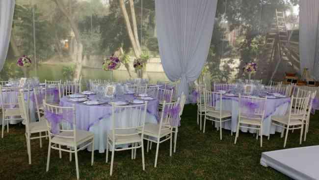 Alquiler de sillas y mesas para eventos lima doplim 495760 - Alquiler de mesas y sillas para eventos precios ...