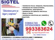 instalaciones electricas para viviendas y empresas 993383624