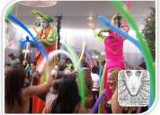 Hora loca, show de mimos, estatuas,flashmob, comparsas, marotes, batucadas, activaciones y mas...