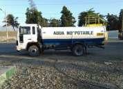 volvo fl-611, año 1994, motor td61g, camión cisterna de 2,800 galones