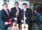 Boleros  musica criolla    y  variada