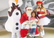 Show navideños, show tematicos infantiles, show de navidad full diversion, navideño