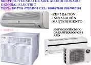 Sp tÉcnicos general  electric aire acondicionado