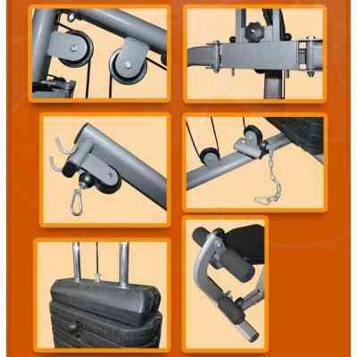CAMBIO DE CABLE DE MAQUINAS DE GIMNASIO 991509132