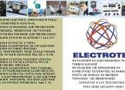 Servicio tÉcnico en electricidad y telecomunicaciones
