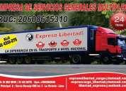Empresa de transporte necesita unidades camiones