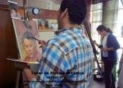 Taller 310: clases de dibujo y pintura para publico en general.