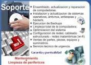 Reparacion de laptop, pc, tablet, celulares mov. 99939-8555