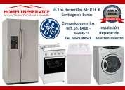 Servicio tecnico de general electric *reparacion y mantenimiento* garantizado