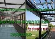 Fabricamos puertas y portones metalicos y techos somos faricantes