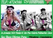 Sexshop ofertas lima - dildos vibradores peru tlf: 4724566 - 994570256