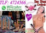 Consoladores con arnes - sex shop sucre tlf: 4724566 - 994570256