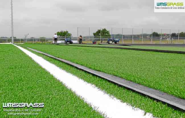 Venta De Grass Sintetico Caucho Granulado