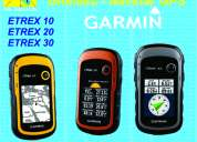 venta de gps garmin,gps magellan, etrex 10,20,30,gpsmap 64s, 78s