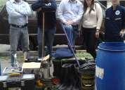 Limpieza y desinfeccion de cisternas y tanques de agua