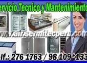 Visicooler /conservadoras 2761763 servicio tecnico  a domicilio // surco //