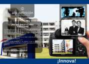 Alta definición videos institucionales lima perú.