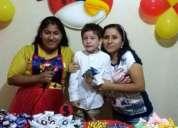 Show infantil  cristianos  cel:955556730  tel: 5436199