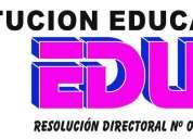InstituciÓn educativa particular edutec