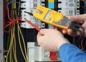 Técnico electricista con mucha experiencia