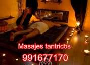 Masajes terapeuticos y eroticos