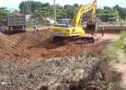 Vendo excavadora sobre oruga kobelco 2011
