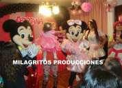 Show de milagritos producciones
