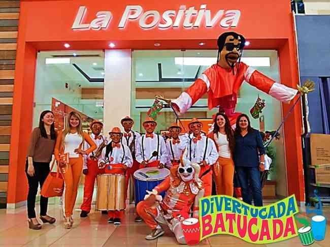 BATUCADA - LOS MEJORES PRECIOS DEL MERCADO . EL MEJOR SHOW