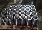 Cuplas  en acero al carbono e inox