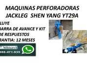 Martillo neumático chino yt29a