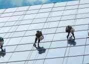 Limpieza de techos - toldos y tijerales en altura. tlf 6571579