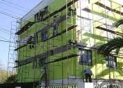 Pintado y mantenimiento en altura de edificios. tlf 6571579 / 998227060
