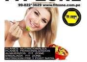 Dietas lima peru fit zone dietas delivery adomiciliosan isidro salud y bellezacomida saluda