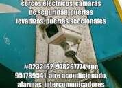 Cableado estructurado trujillo, aire acondicionado, instalaciones eléctricas, cámaras de seguridad