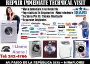 """*=·""""sears servicio company ª*/reparacion de secadoras general electric!º*"""
